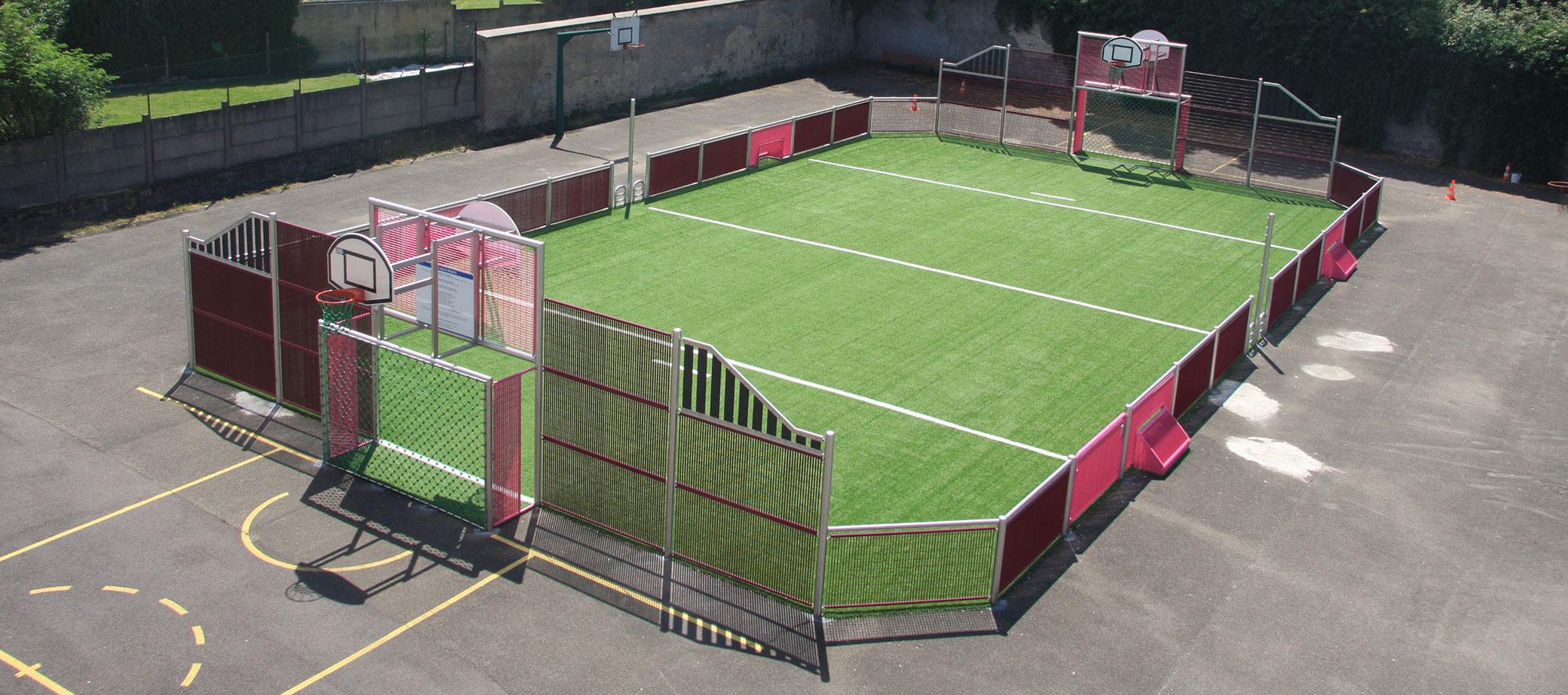 La norme NF EN 15312 sur les terrains multisports en détail