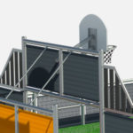 Fronton City-Stade Terrains Multisports